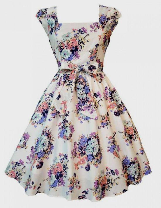Vintage Floral Dress Tumblr Looks B2b Fashion Vintage Floral Dress Dresses Fashion