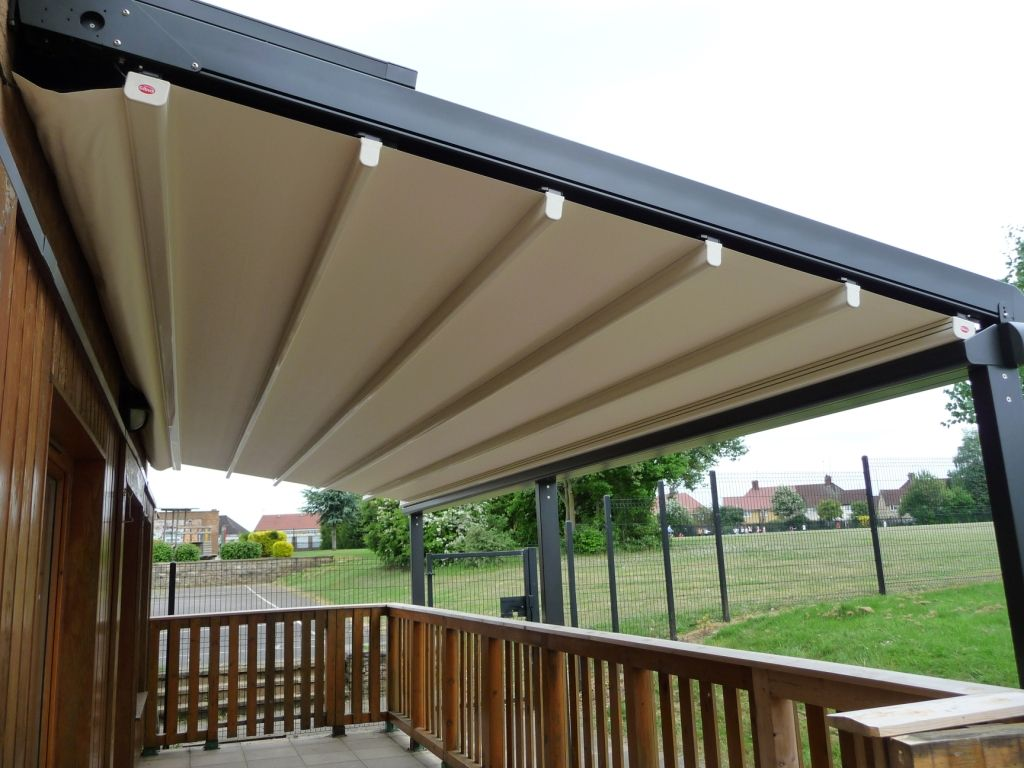 Outdoor External Shading System By Aspiration Blinds