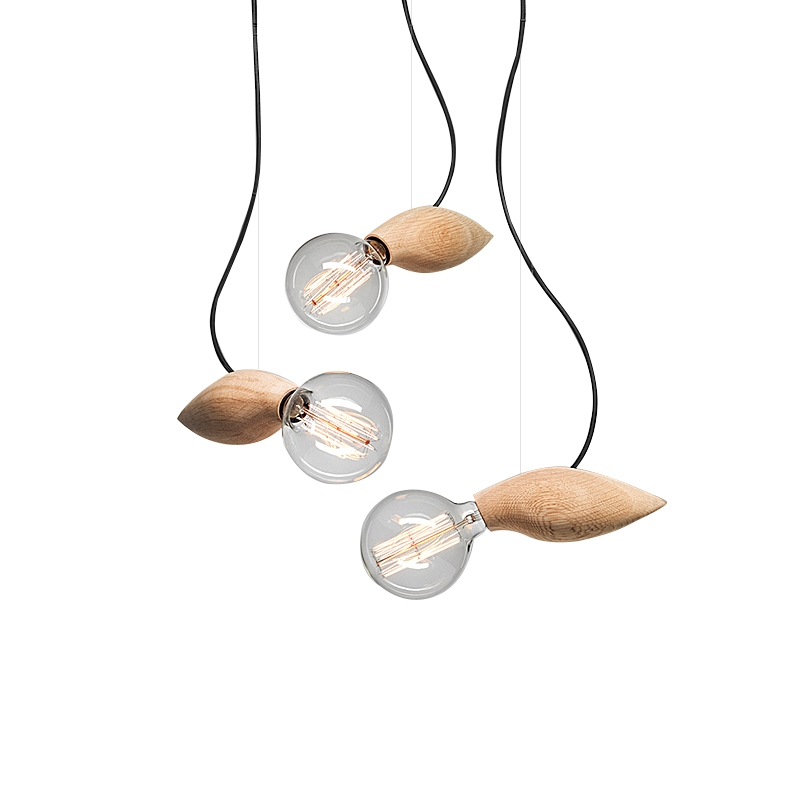 37.49$  Know more  - Loft Eco-friendly Wood Pendant Lamp Northern Europe American Vintage for Restaurant/Bedroom/Bar Home Decoration Handmade Rustic