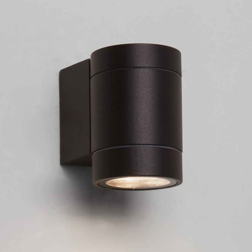 Wall Mounted Lights - The Eglo Riga LED Exterior Up and Down Wall ...