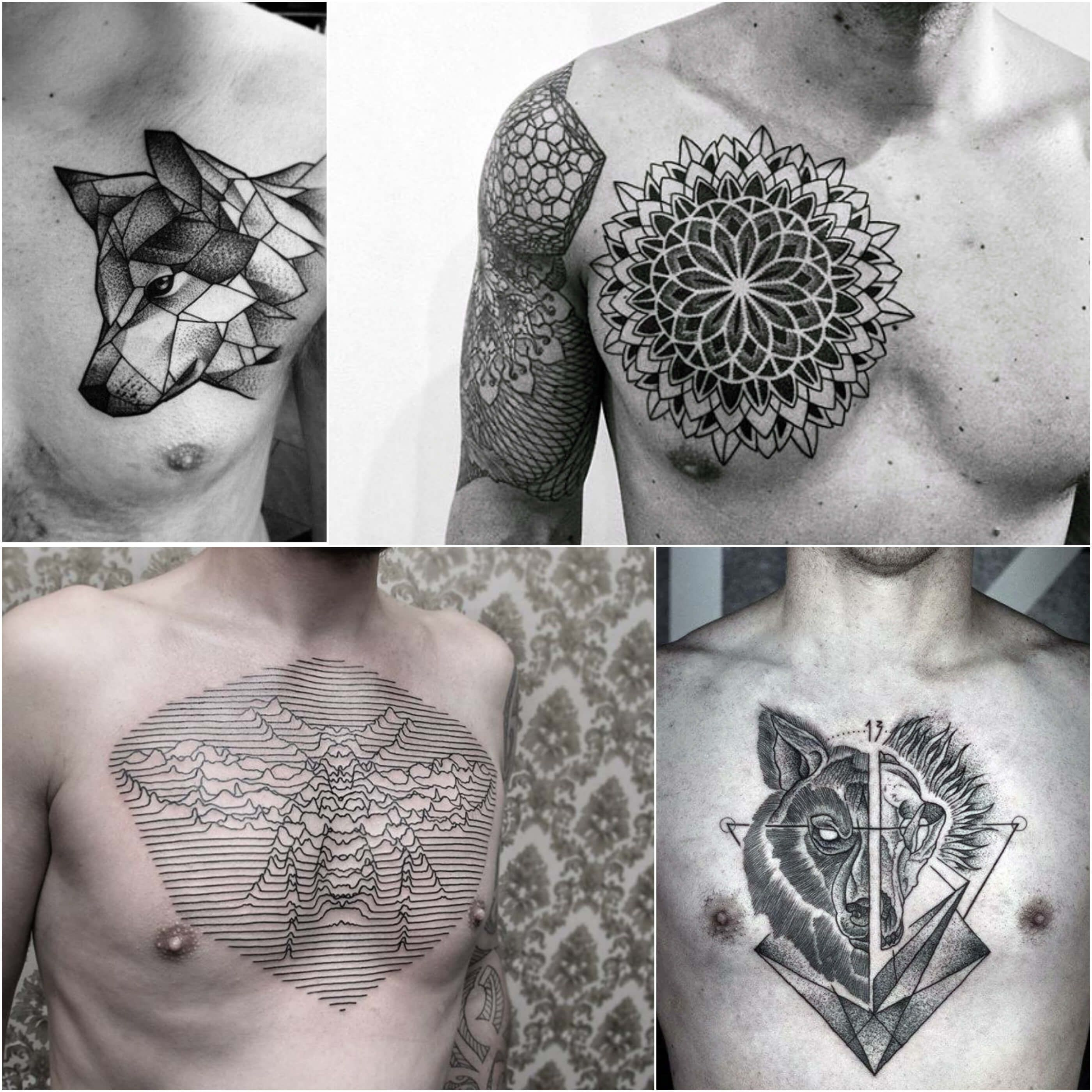 100 Best Chest Tattoos For Men Chest Tattoo Gallery For Men Chest Tattoo Men Tattoos For Guys Cool Chest Tattoos
