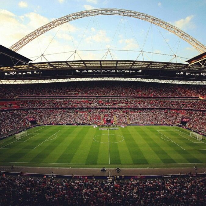 Manchester United Stadium---One day I will go and see a ...