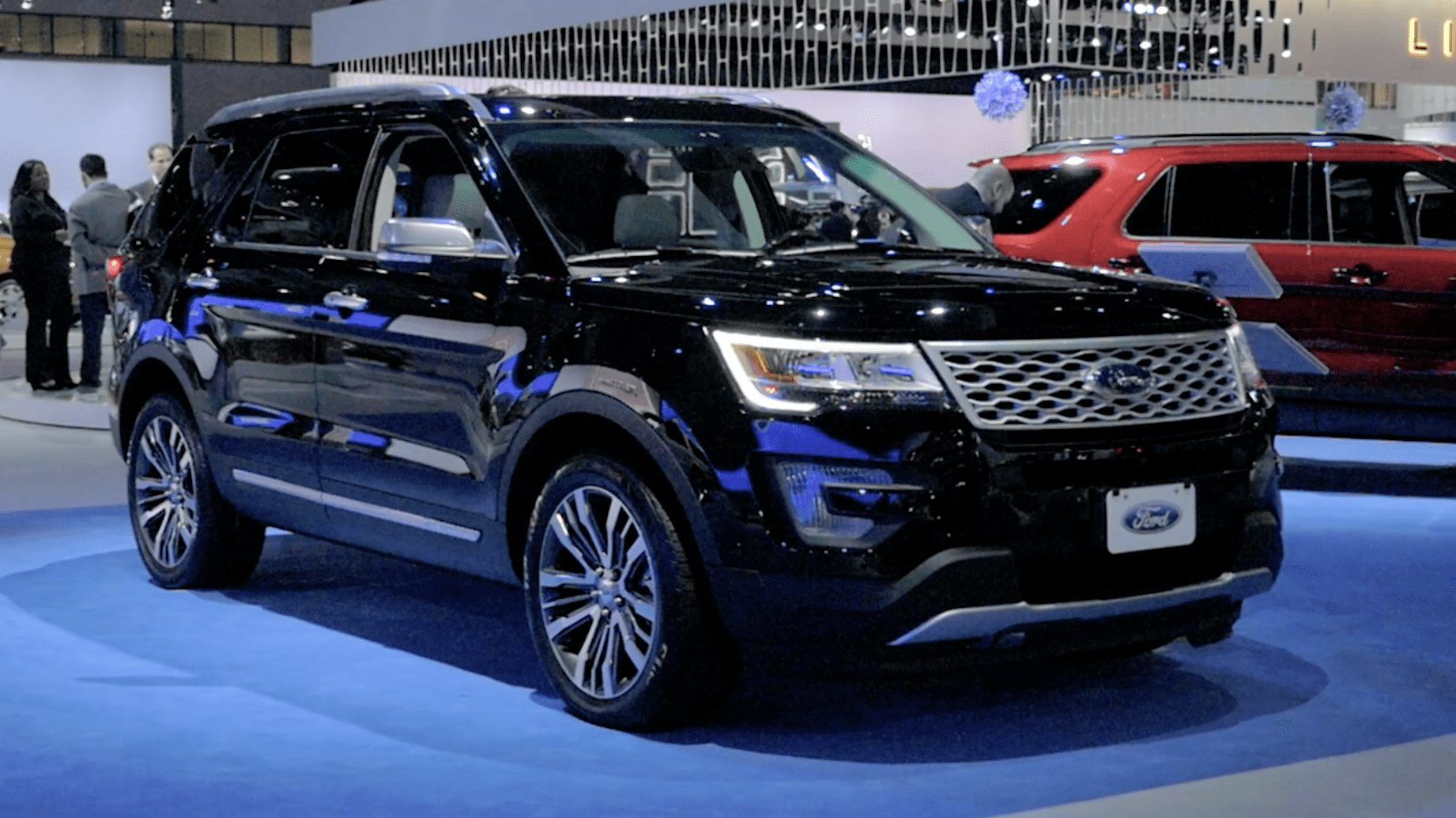 Sneak A Peek Into The Brand New 2020 Ford Explorer 2020 Ford Explorer Ford Explorer Ford