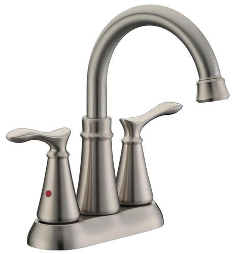 Tuscany Marianna Hi Arc 4 Lavatory Faucet At Menards With Images