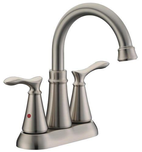 Pfister Santiago 4 Bathroom Faucet At Menards Bathroom Faucets