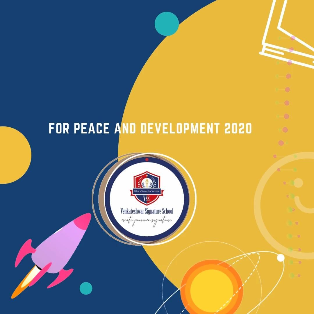 The #WorldScienceDay for Peace & Development on 10 Nov, aims to ensure that every citizen should be kept informed about the development of science & the role of scientists in making our society more sustainable. Online Registration open Session 2021-22 Grades KG - VIII #Science #School #Raipur #VSSRaipur