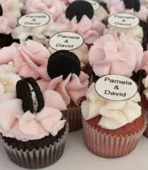 Resultado de imagen para cupcakes para bodas