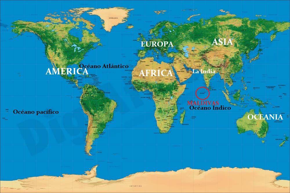 mapa islas maldivas   Buscar con Google | Islas Maldivas