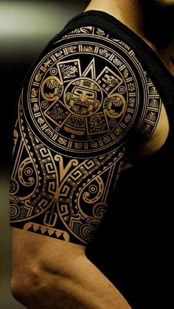 12 Tatuaje maori