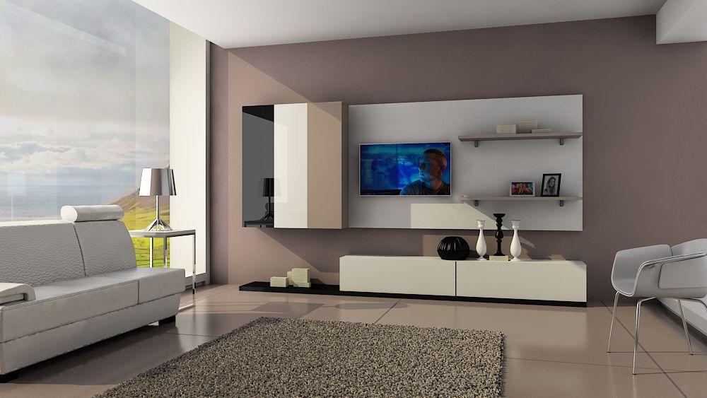 Reproducción de muebles modernos en 3D 3D Design Pinterest