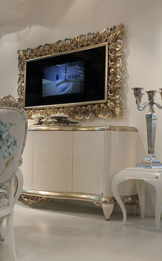 Capri Mirror frame with TV unveiled at Milan Design Week | TVs ...