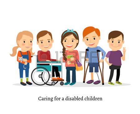 Ninos Discapacitados Los Ninos Discapacitados O Ninos