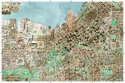 Interested in a PostZombieApocalypse Map of Seattle httpwww