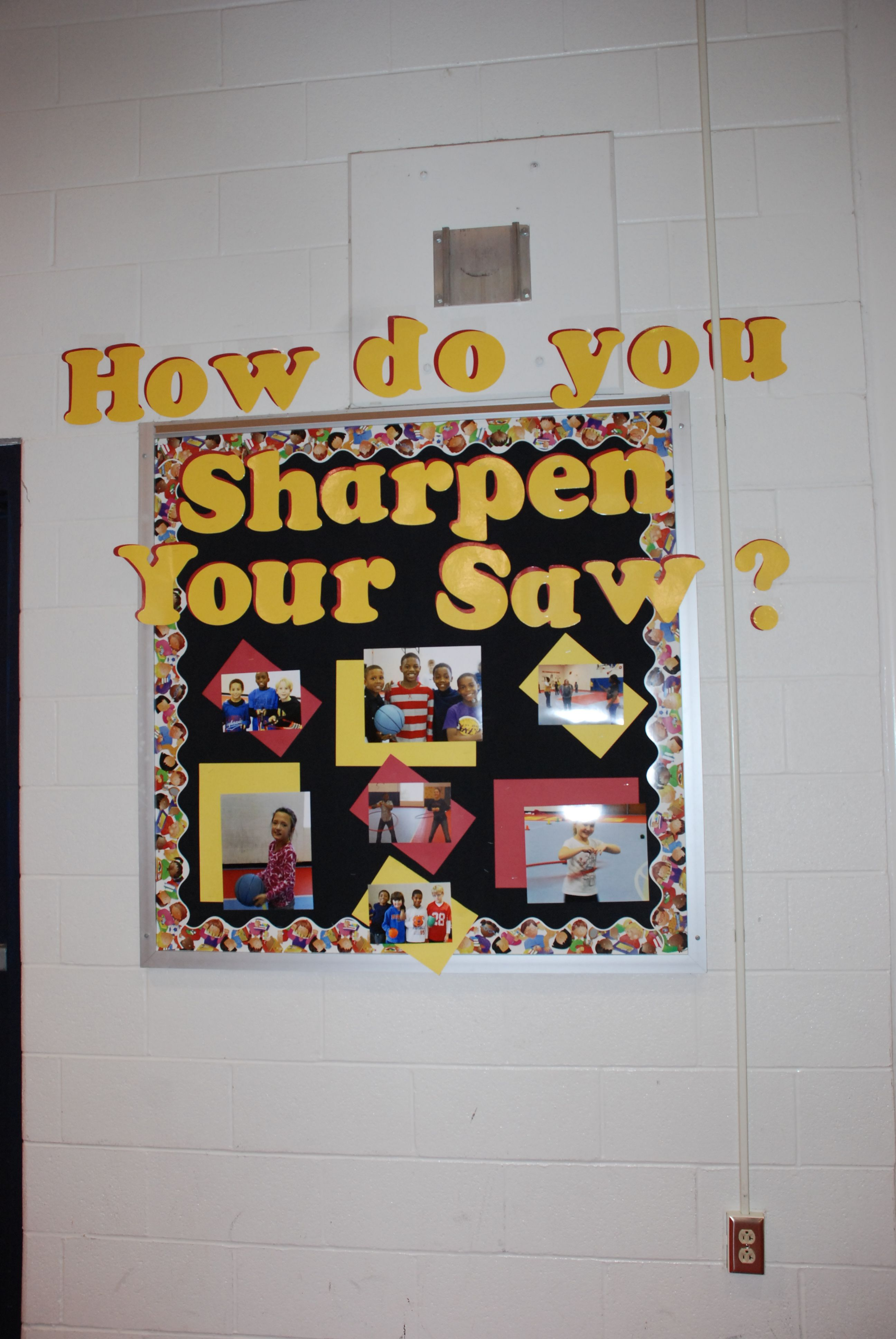 Bulletin Board Ideas February 28