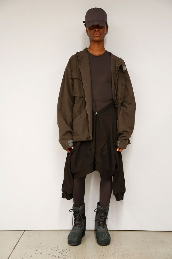Official Images Of Kanye West S Yeezy Season 2 Via Highsnobiety More Fashion Here Yeezy Fashion Yeezy Season