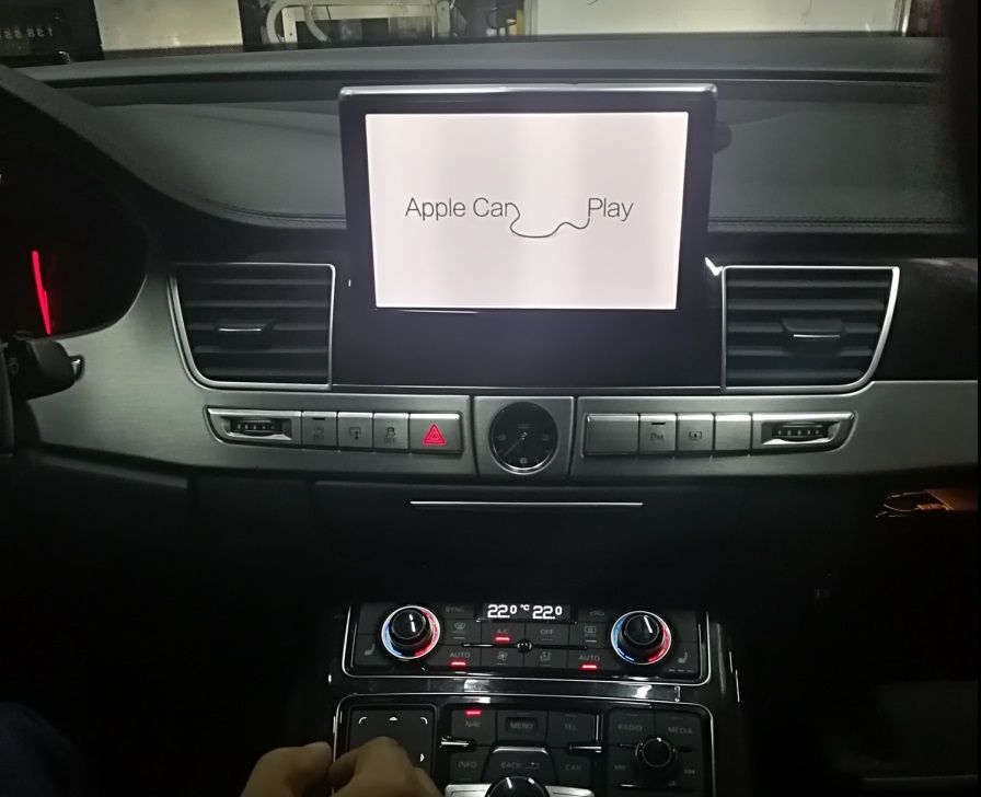 Gocarplaycom Apple Carplay In Audi Amakes A Totaly Diff Driving - Audi car play