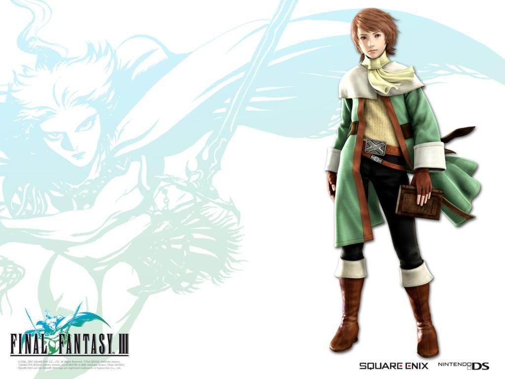 Final Fantasy Iii Arc