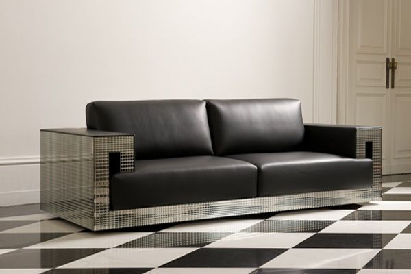 Chesterfield Sofa Versace Sofa Collection for your living room