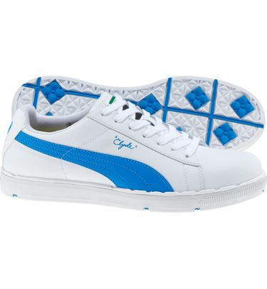 Puma Mens PG Clyde Spikeless Golf Shoes