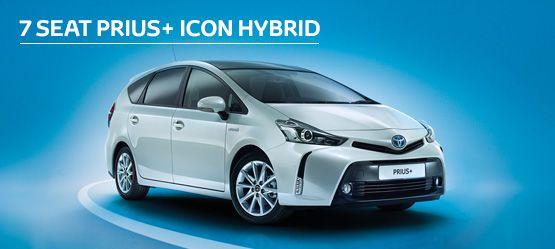 Toyota Prius Hybrid Farmer Carlisle Leicester Loughborough