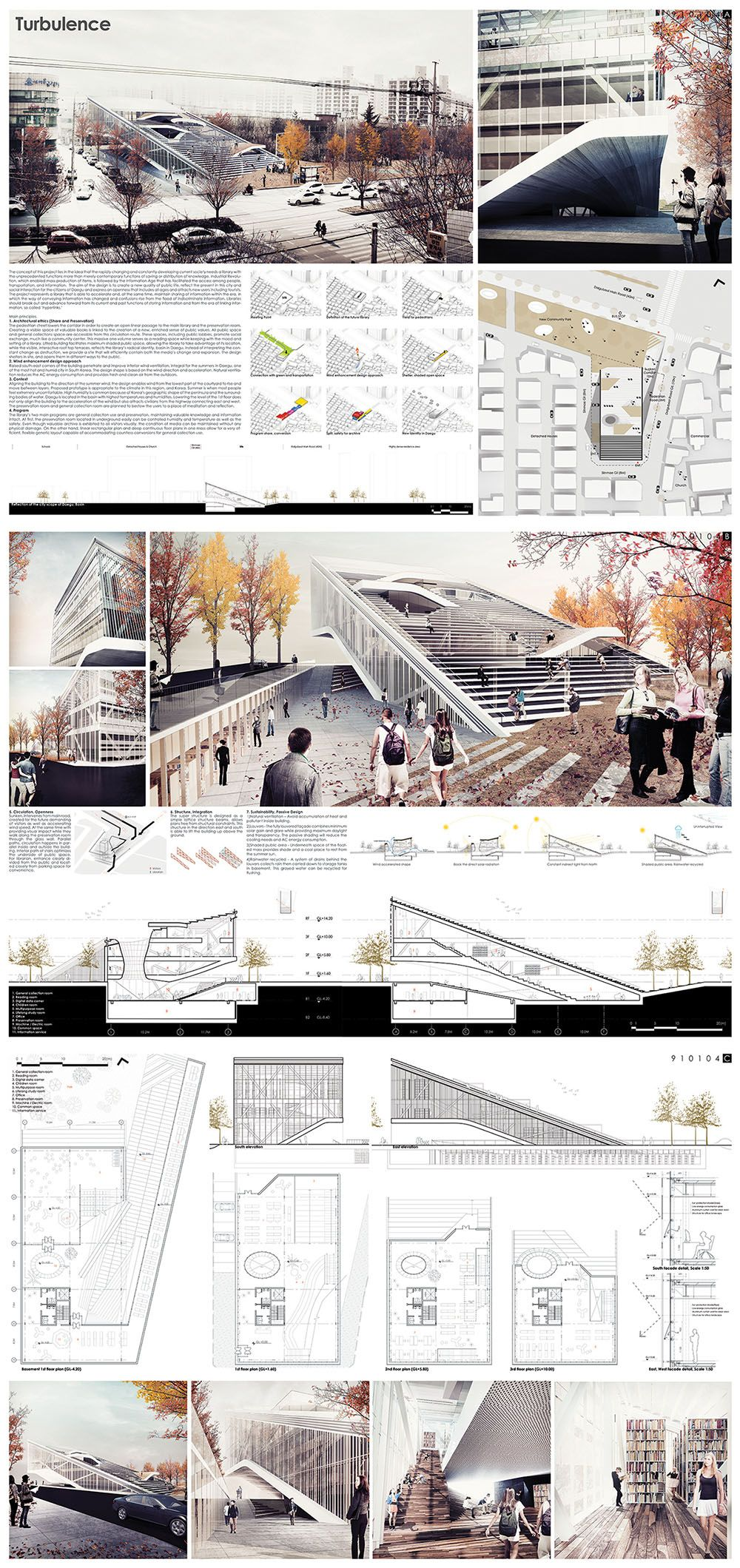 2012 International Architectural Competition for a Public