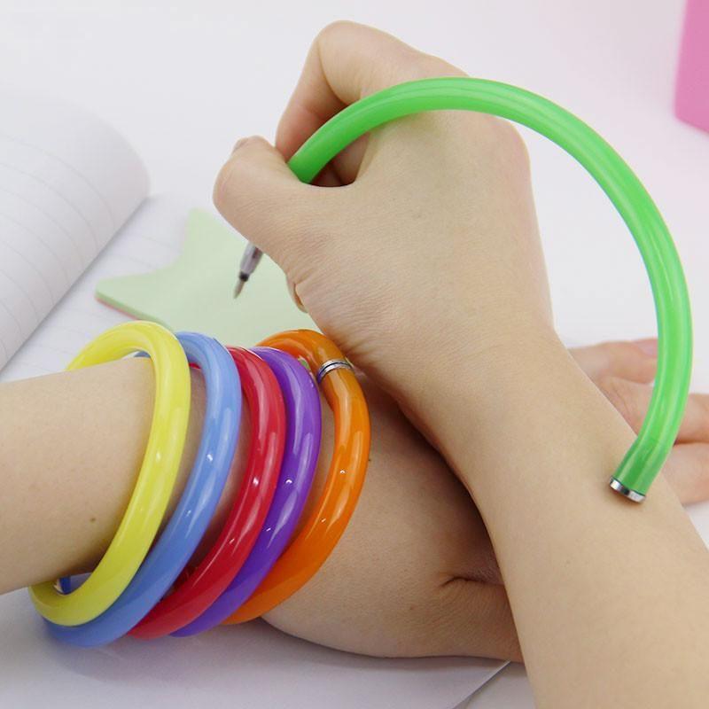Bangle Bracelet Ballpoint Pen - 10 pcs