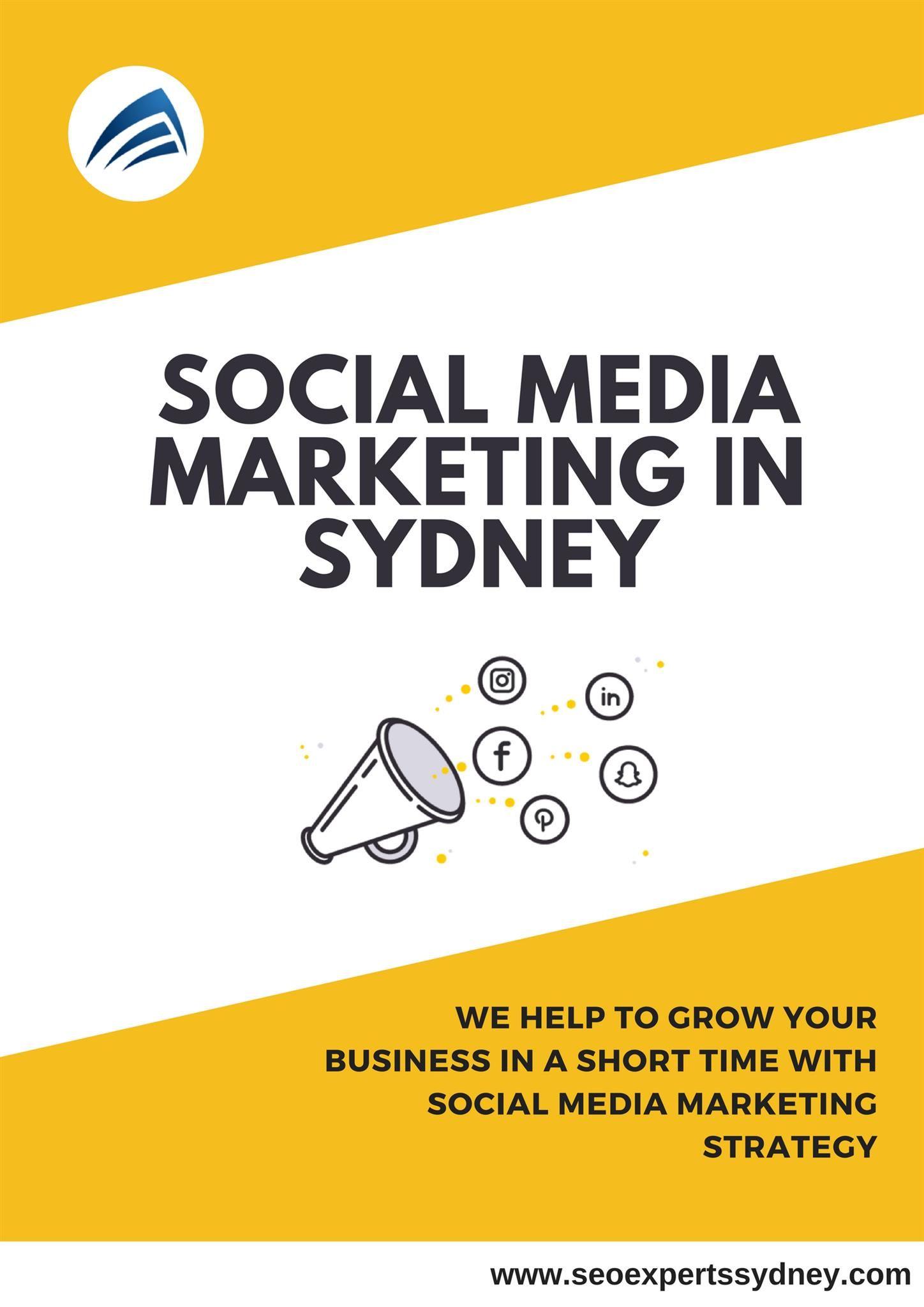 Social media marketing company Sydney (With images