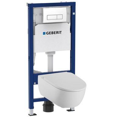 Zestaw Podtynkowy Wc Unifix Modo Pure Geberit Zestawy Podtynkowe W Atrakcyjnej Cenie W Sklepach Leroy Merlin Pure Products Toilet Bathroom