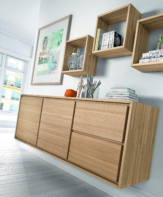 sideboard canyon eiche massiv ca5 pickupm m bel pinterest eiche wohnzimmer und. Black Bedroom Furniture Sets. Home Design Ideas