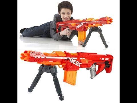 Top 5 Nerf Guns To Rampage With | NerfGunRUs.com