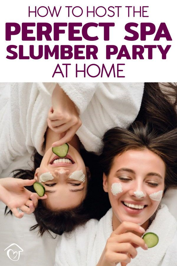 Pamper Routine At Home Spa Night