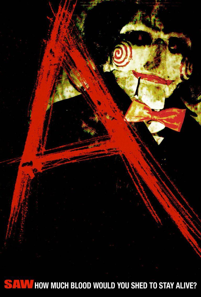 20A427 Jigsaw Movie 2017 Saw Horror Film Japanese Art Poster Silk Deco