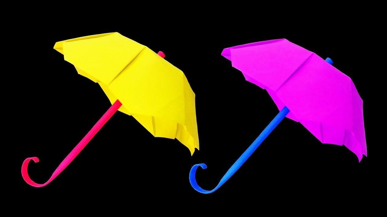Origami Umbrella Folding Instructions | Origami umbrella, Paper ... | 720x1280