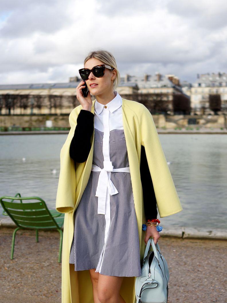via By Sasha - Paris fashion week, oversized jacket
