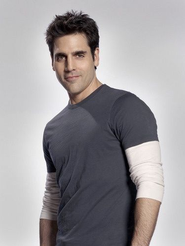 Ben Bass aka Detective Sam Swarek on Rookie Blue