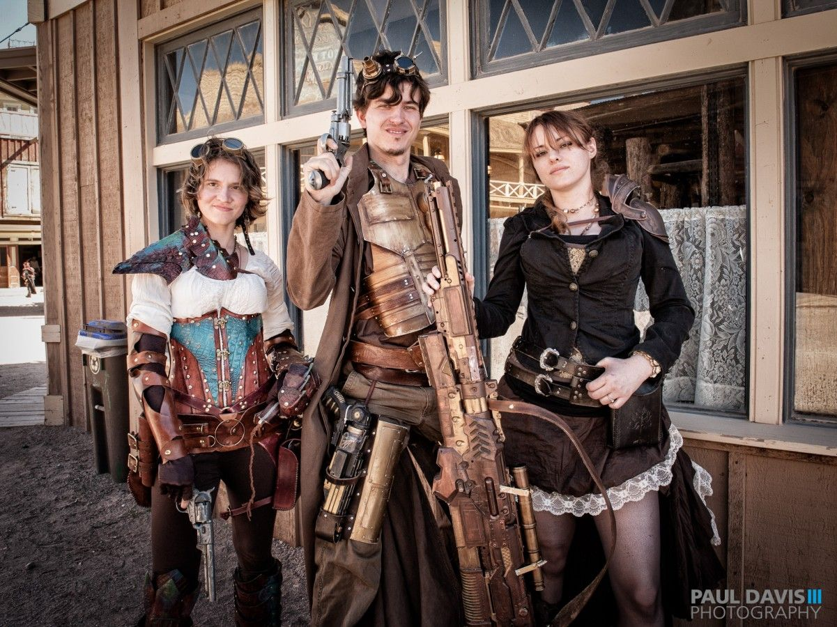 Steampunk Western - Wild West