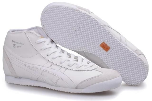 Womens Onitsuka Tiger Mexico 66 High Cut Online - ASICS Shoes Australia!
