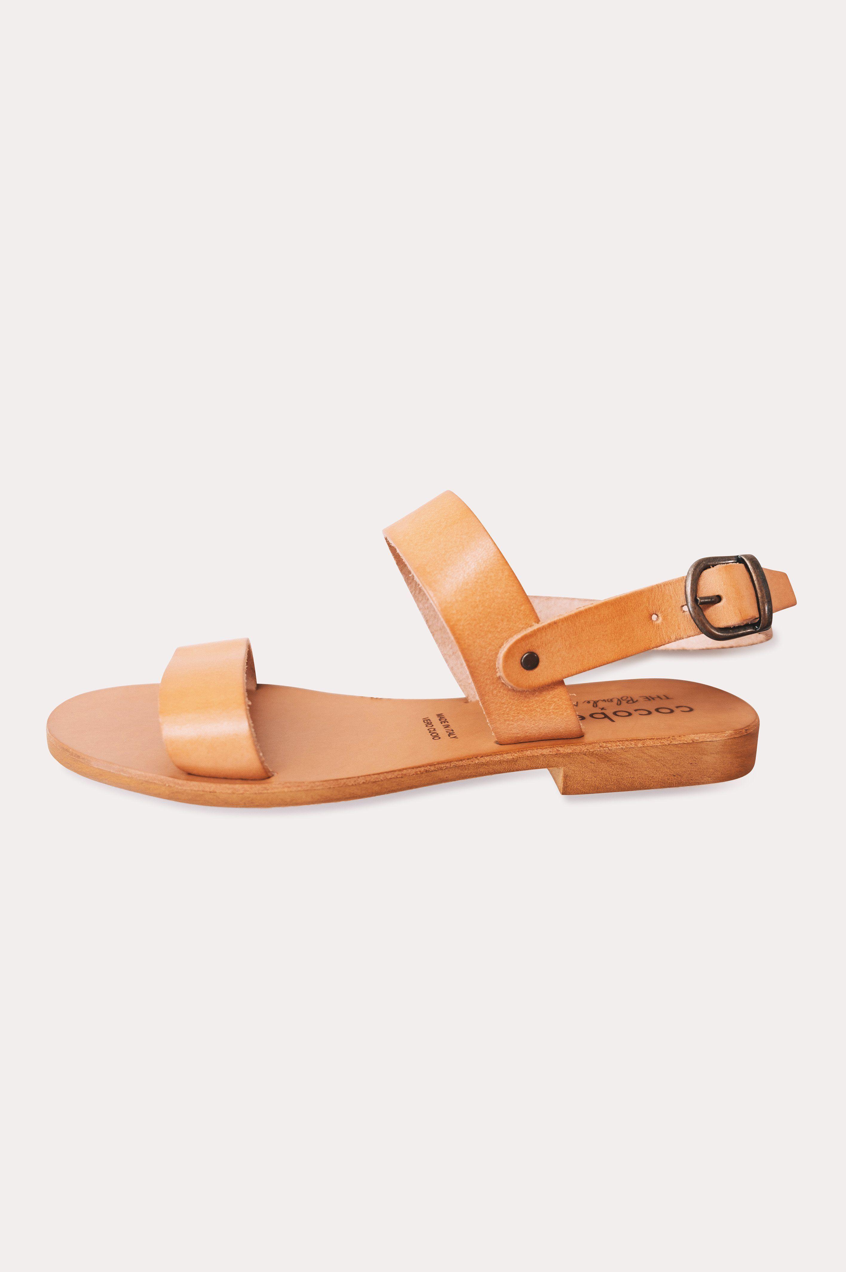 249a1404e636f1 PRE-ORDER The Kiki Sandal by Cocobelle x The Blonde Abroad