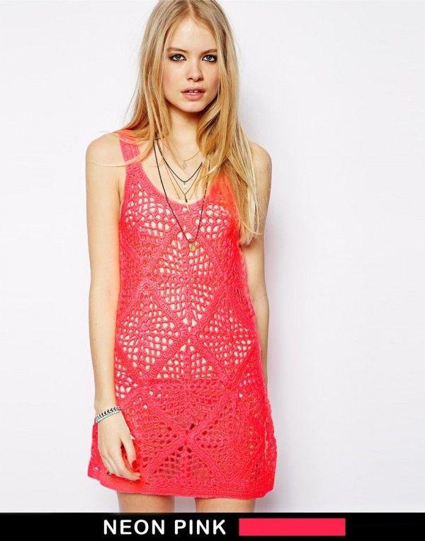 ASOS Crochet Fashion Inspiration   Crochet fashion, Knit fashion, Knitwear fashion