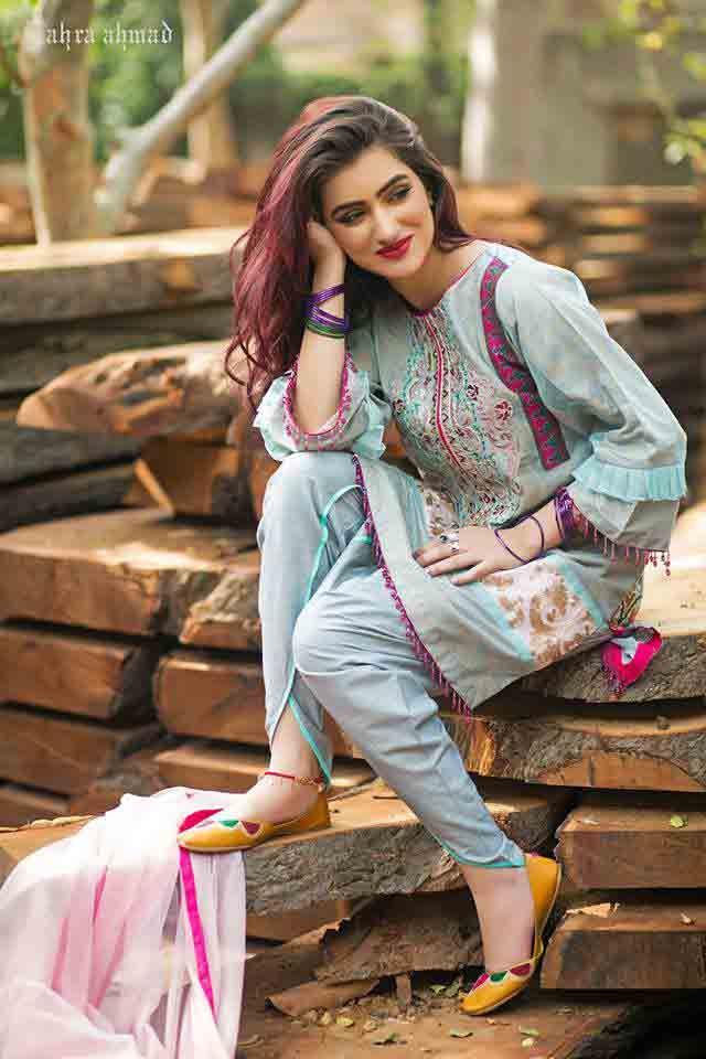 81e98359e7f Zahra Ahmad Eid Dresses For Girls In 2019 in 2019 | 12222018Fashion ...