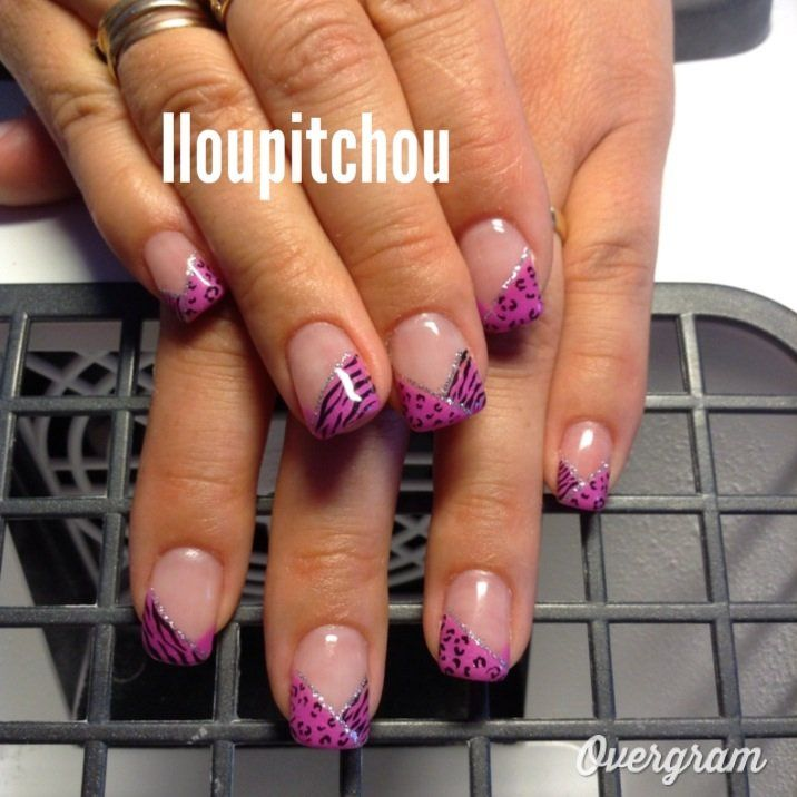 image d 233 co d ongle en gel skyrock ongles photos