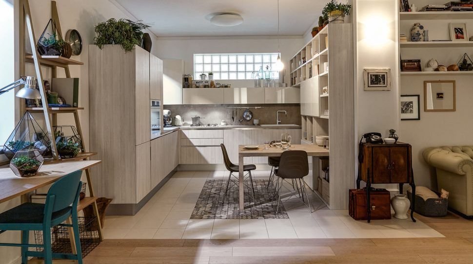 Кухонная отделка: Credenza Veneta Cucine Cucine Moderne ...