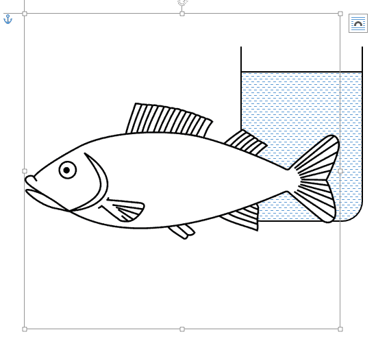 Contoh Gambar Ilustrasi Ikan Yang Mudah Cara Membuat Soal Dengan Ilustrasi Sederhana Di Ms Word Ikan Juga Bisa Stres Bobo Mu Ilustrasi Gambar Ilustrasi Hewan