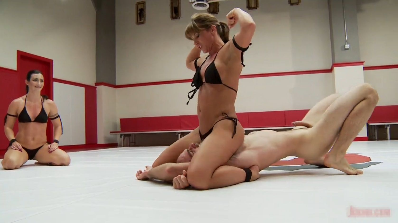 Ultimate surrender mixed wrestling
