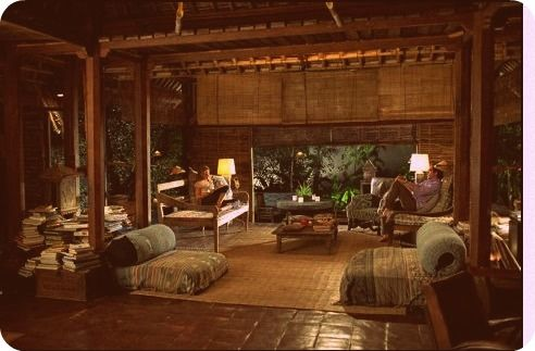 Balinese Home Inspired From Eat Pray Love Bali House Eat Pray Love Bali Bali Decor