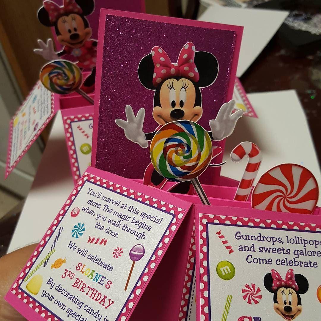 #invitations  #invitationsbymarisol  #minniemouse  #minnieinvites  #minnie  #invitation  #handmadeinvitations  #handcraftedinvitations