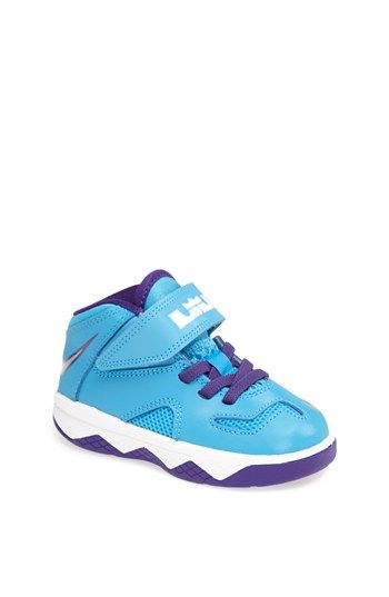 hot sale online 6f9dc 5beae Nike  LeBron Soldier 7  Basketball Shoe (Baby, Walker   Toddler) available  at  Nordstrom