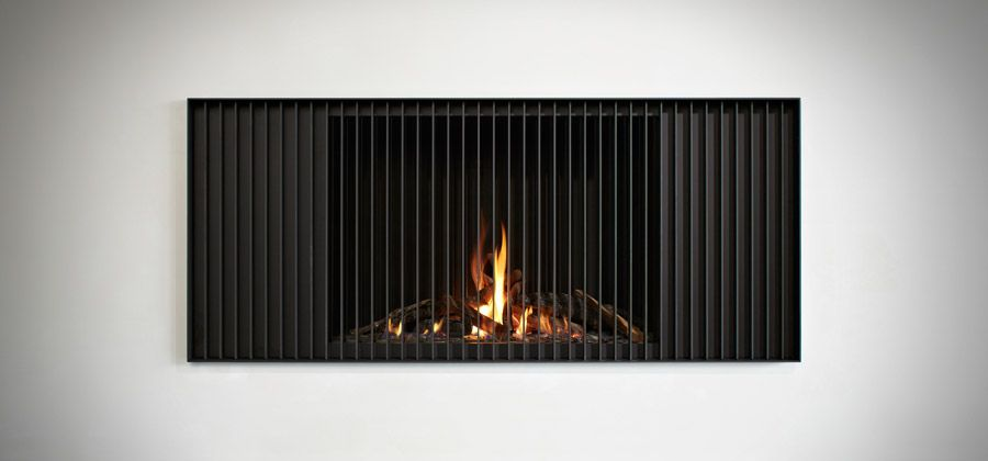 Dutch designer Piet Boon developed functional, timeless and simply designed fireplaces for Tulp Firemakers