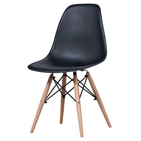 Living & Co Replica Eames Chair Black