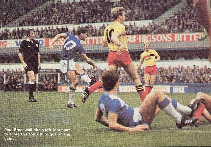 1985 уотфорд эвертон финал
